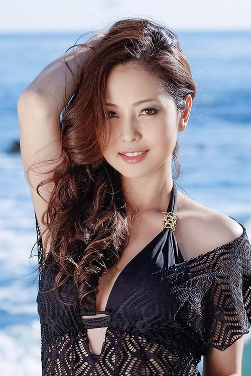 Jennifer Phạm Miss Asia USA 2006 winner picture